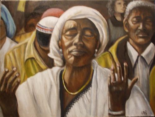 Ethiopian Jewess
