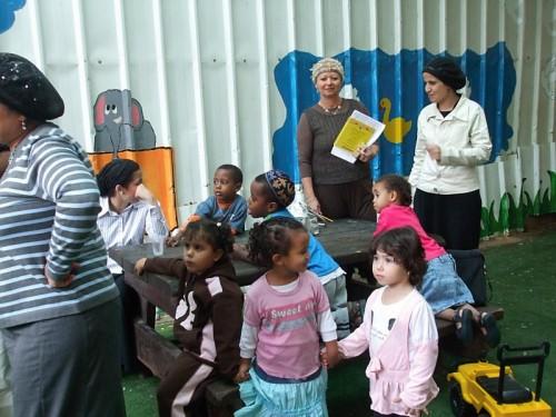 Ethiopian PreSchool