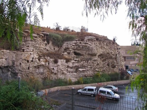 Golgotha - Place of the Skull