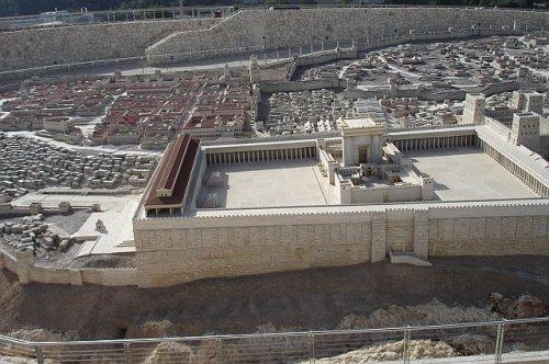1st Century Jerusalem Model