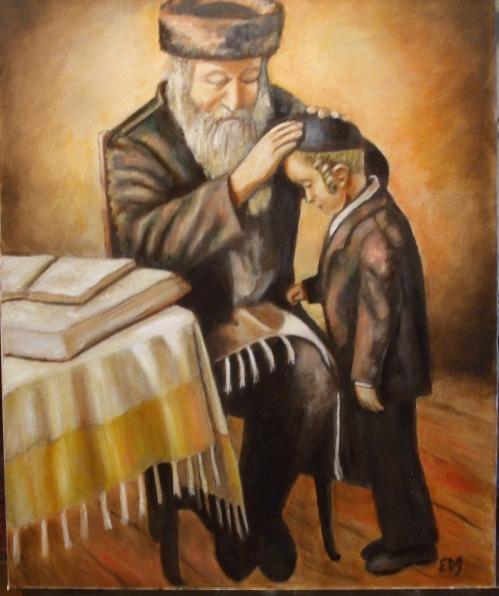 Shabbat Blessing