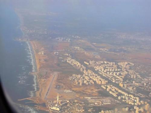 Tel Aviv from the air