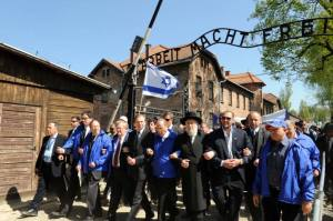 Today, the world once again marks International Holocaust Remembrance Day. We remember the six million Jewish and five million Gentile victims of Nazi terror. We also stand with those being oppressed and murdered today. The world needs to remember so that the sins of yesterday don't turn into the reality of today. NEVER AGAIN!!!(Photo: Moshe Milner/GPO/Flash90